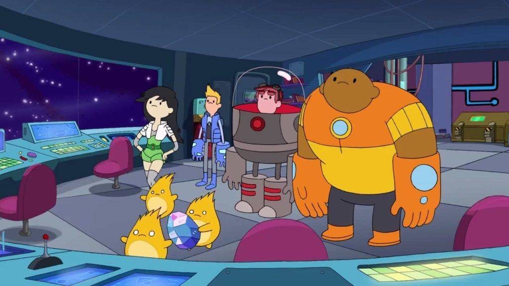 Bravest Warriors - ep. 12 season 1 Sugarbellies 003