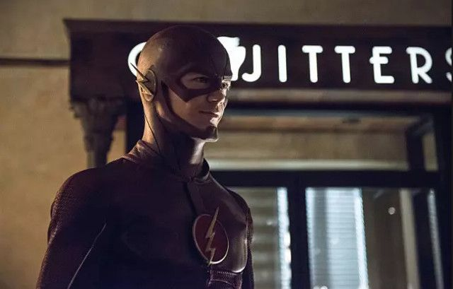 the flash jitters victor parkas serielizados